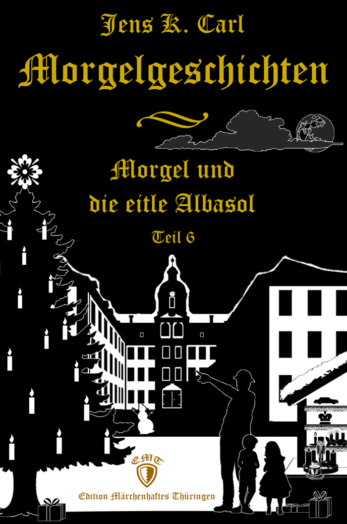 Morgelgeschichte 6 - Morgel und die eitle Albasol