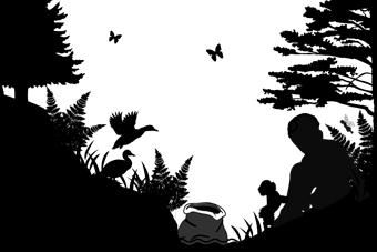 Die Morgelgeschichte 3 - Morgel und die Waldfee von Jens K. Carl