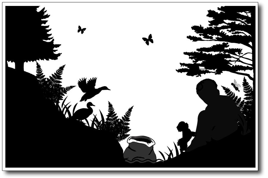 Morgelgeschichte 3 - Morgel und die Waldfee