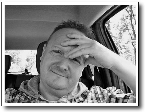 Autor und Blogger Jens K. Carl